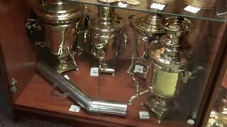 видео Музей Тульские самовары