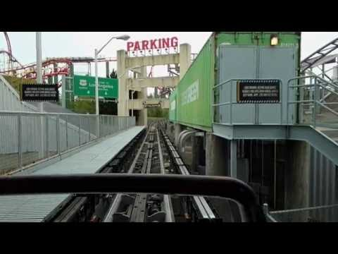 Backlot Stunt Coaster Pivothead POV Kings Dominion Roller Coaster
