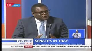 Senate Speaker Ken Lusaka: Parliament to resume sittings this week