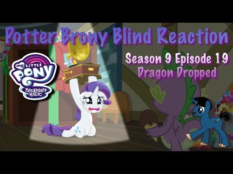 Download PotterBrony Blind Reaction MLP FiM Season 9 Episode 19 Dragon Dropped