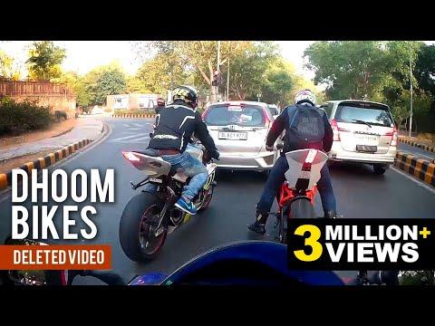 BMW K1300r, KTM RC 8 - Rare Bikes! (Deleted Video)