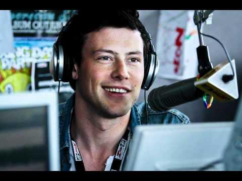 Cory Monteith on Nova969 FM Radio in Australia