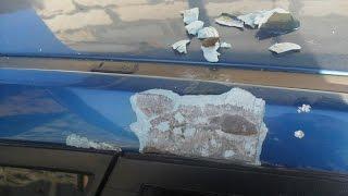 Переделка авто после неудачного ремонта. Часть первая.