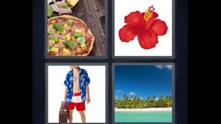 4 Bilder 1 Wort - Level 435 [HD] (iphone, Android, iOS)