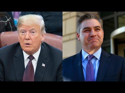 Trump loses to CNN: White House must return Jim Acostas media pass