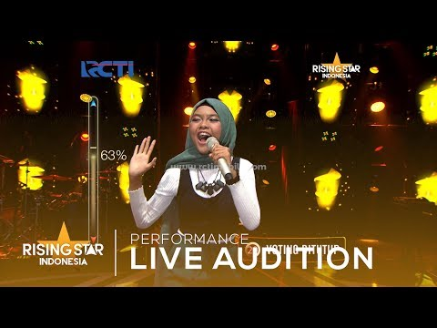 Alya Bintang 'Something's Got A Hold On Me' | Live Audition 3 | Rising Star Indonesia 2019