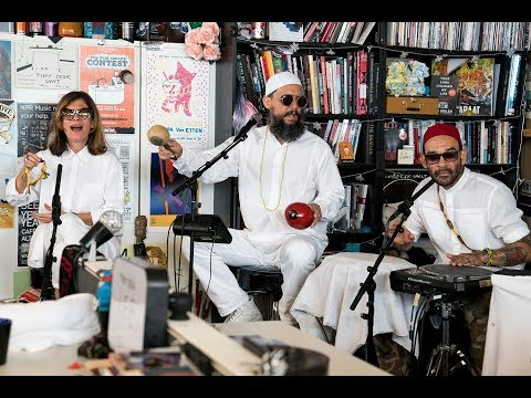 ÌFÉ: NPR Music Tiny Desk Concert music
