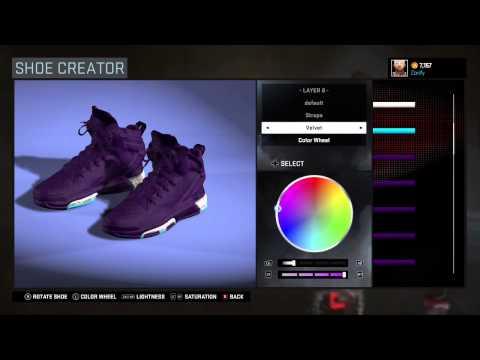 new style fd7c7 ce32a NBA 2K16 Shoe Creator - Adidas D Rose 6