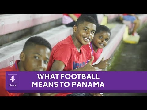 World Cup 2018: What football means to the people of Panama