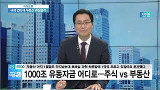 [아침토론] 1000조 유동자금 어디로?…주식 vs 부…