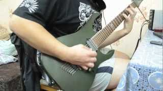 Клубняк на гитаре guitar cover (DJ Next)(Гитара Ibanex Apex 2 K7 Бас-гитара ESP LTD Обработка: Line6 Pocket POD Express и AMT SS-20., 2012-10-03T15:16:56.000Z)