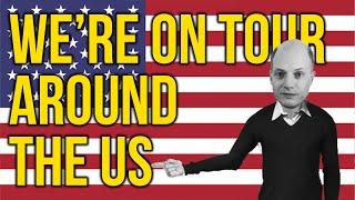 We're on Tour Around the USA
