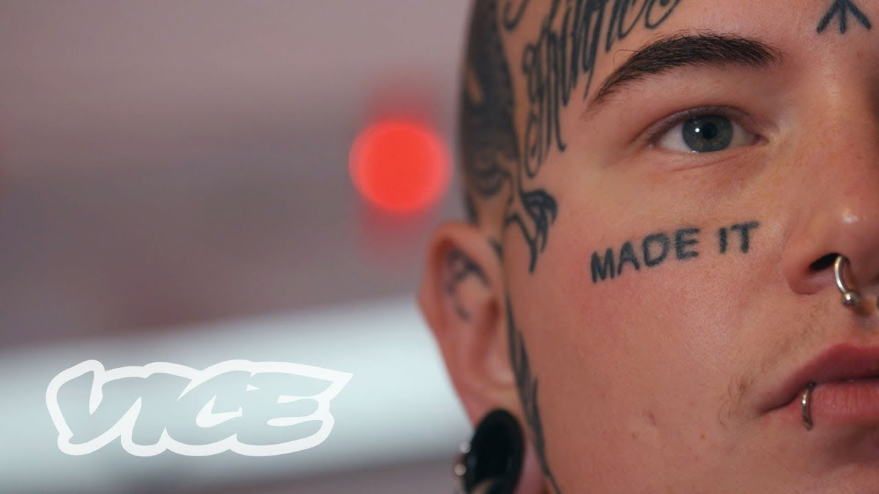 f261ec7d0ddfc My Face Tattoos Are Not Scary - YouTube