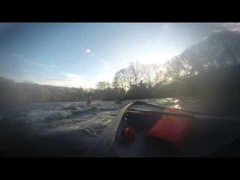 River Annan paddle