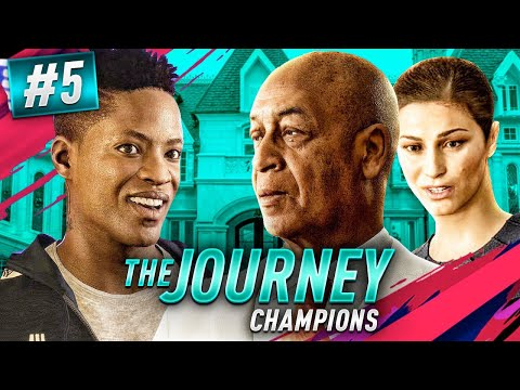 FIFA 19 THE JOURNEY! NEW HOUSE!