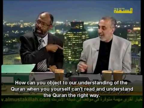 Islam Sunni-Shia Debate