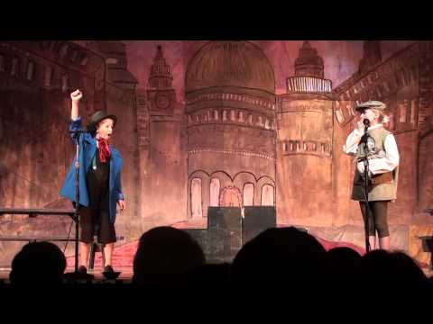 Daphne sings Consider Yourself - Oliver! - Annapolis Musical Theatre