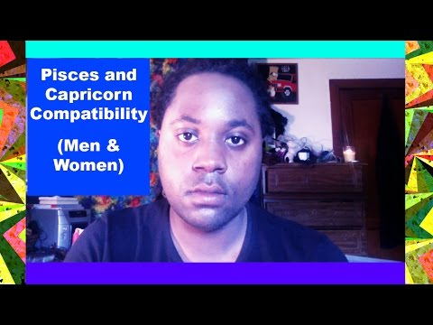 Pisces & Capricorn Compatibility: Magical Water & Grounded E