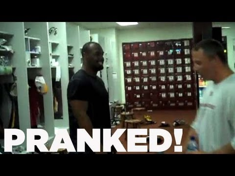 Locker Room Pranks Athletes Pranking Each Other In The Gym Click Link DESC For Playlist