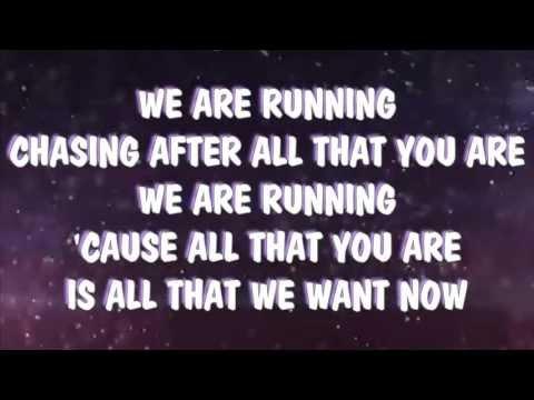 RUNNING - HILLSONG LIVE_CORNERSTONE [LYRICS]