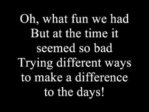 Madness-Baggy Trousers Lyrics