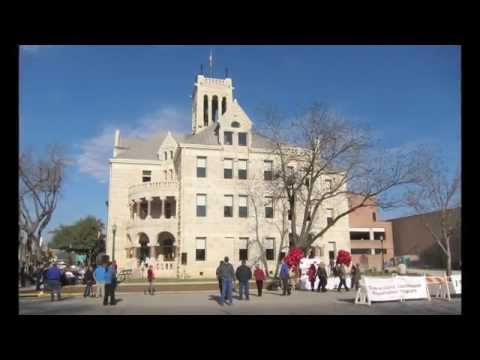 German Heritage in New Braunfels' Town Square