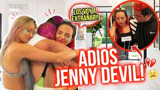 JENNY DEVIL ABANDONA EL TEAM ANGEL!!💔 | 28 Jun 2020
