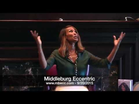 Beverly Johnson Book Signing at Salamander Resort – Video -
