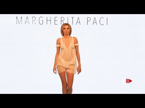THE LINK Designers of Tomorrow - MARGHERITA PACI SS 2018 Maredamare 2017 Florence - Fashion Channel
