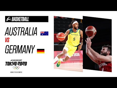 Download AUSTRALIA vs GERMANY | Men's Basketball - Group Stage - Highlights | Olympic Games - Tokyo 2020