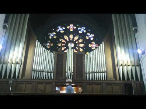 CANTILENA (from organ sonata no.11) - Josef Rheinberger