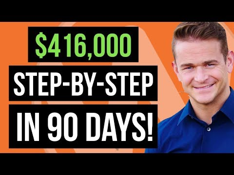 How Brent Daniels Generated $416k in 90 Days!!