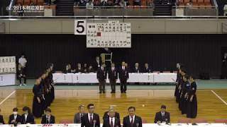 KANAGAWA vs IBARAKI 67th All Japan Interprefecture KENDO Championship 2019 4th Round