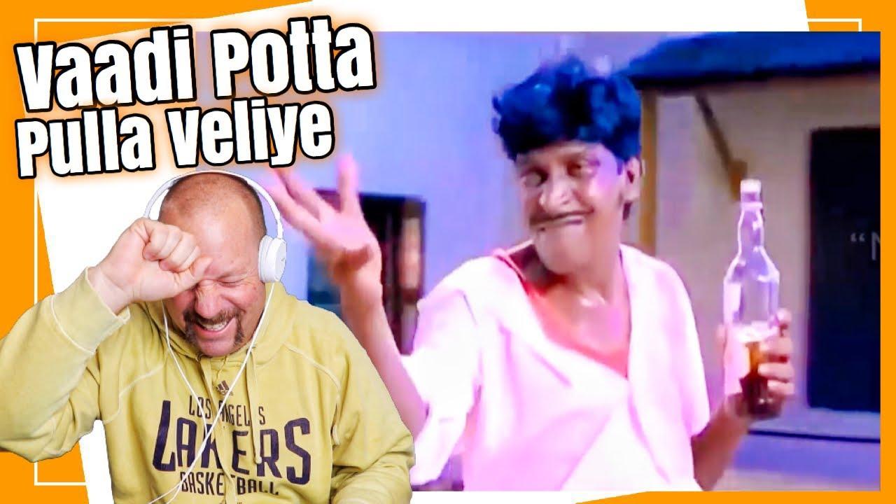 Vaadi Potta Pulla Veliye Song Reaction | Vadivelu