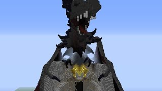 Minecraft BLACK DRAGONS LUCKY BLOCK MOD | JeromeASF