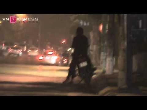 Gái gọi Ba Đình, Hà Nội chuyên đi xe tay ga bắt khách