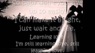 Learning Love by Donnell Shawn (+Lyrics)