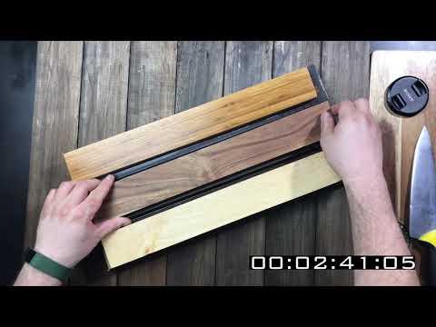 3 Minute Thursday - Ep 1: Magnetic Knife Bars