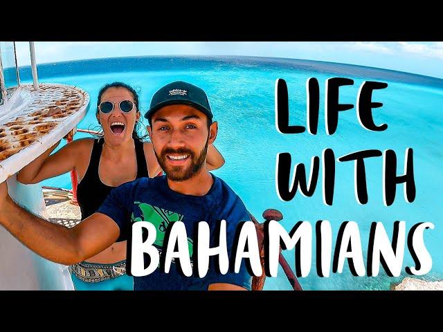 BAHAMAS TRAVEL VLOG 2021 | Living On A Lagoon Catamaran