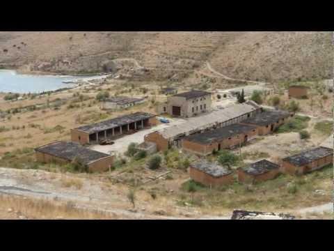 Abandoned Naval base - Porto-Palermo (Albania 2012)