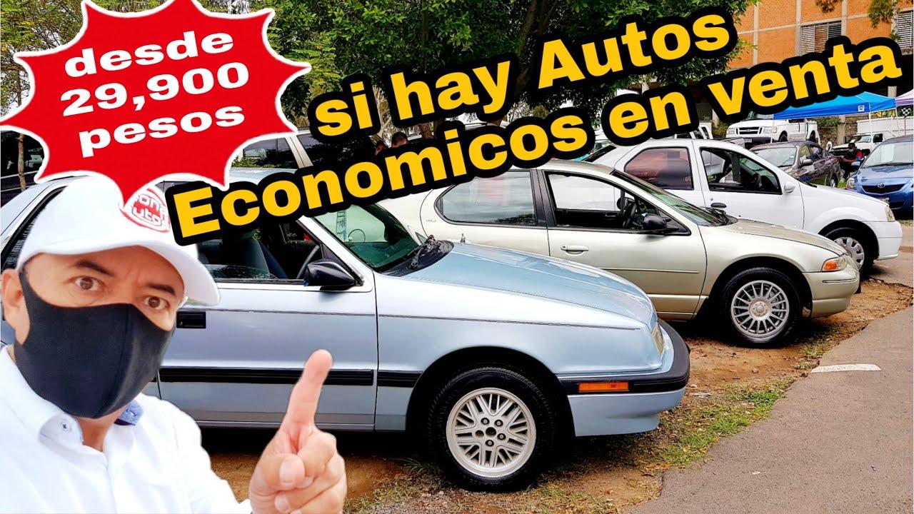 AUTOS EN VENTA buenos bonitos y económicos tianguis de autos usados ZONA AUTOS nissan ford honda