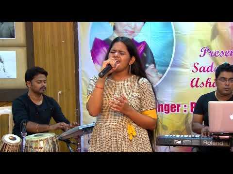 Main Chaand Hoon by Meghna Mishra at Jashn Asha Special