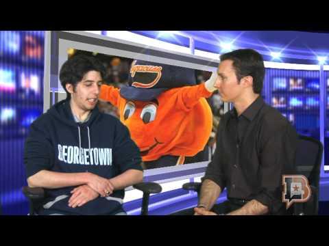 The :60 Mike Bako interviews John Kenchilian