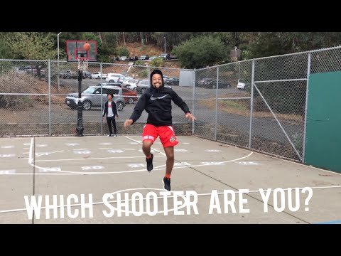 The Different Types Of Shooters..