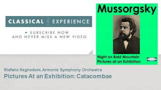 Modest Mussorgsky : Pictures At an Exhibition: Catacombae - ClassicalExperience