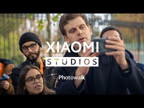 Xiaomi Studios Mi Note 10 Photowalk: Madrid