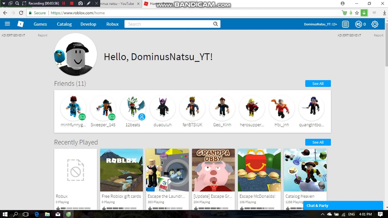 How to get Dominus Empyreus for free in ROBLOX catalog!!!!!!!!