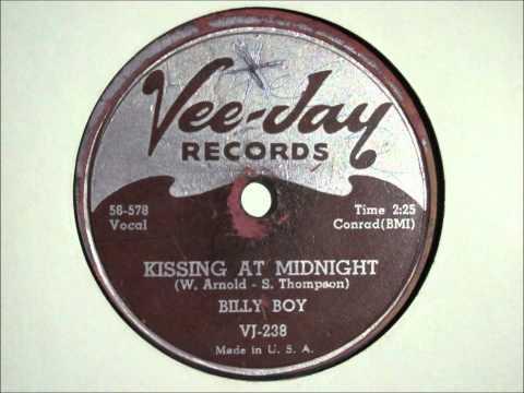 Billy Boy Arnold - Kissing At Midnight