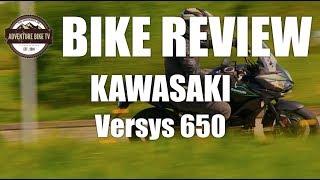 BIKE REVIEW: Kawasaki Versys 650