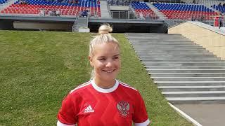 Кристина Ковнир - бронзовый призёр Чемпионата России-2018 в гребле на байдарке-одиночке 200 м